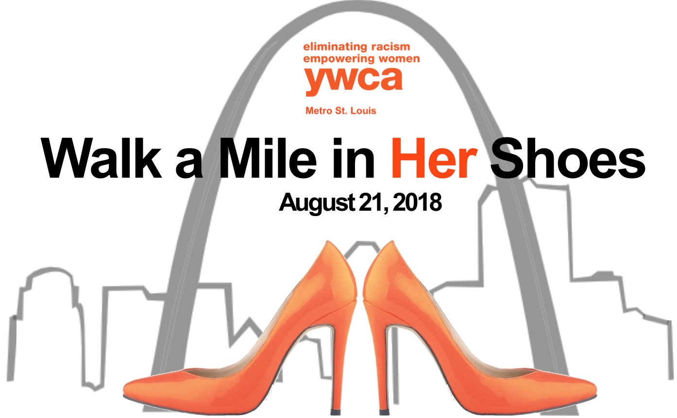 Walk A Mile In Her Shoes @ Missouri Athletic Club