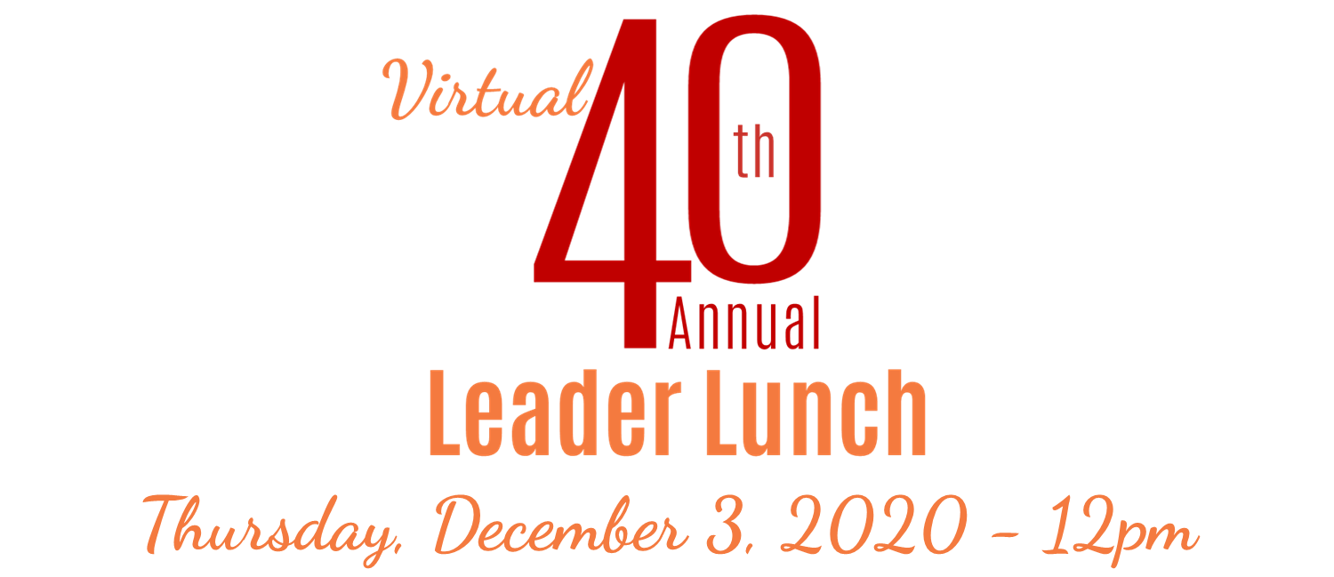 Leader Lunch 40 @ Virtual