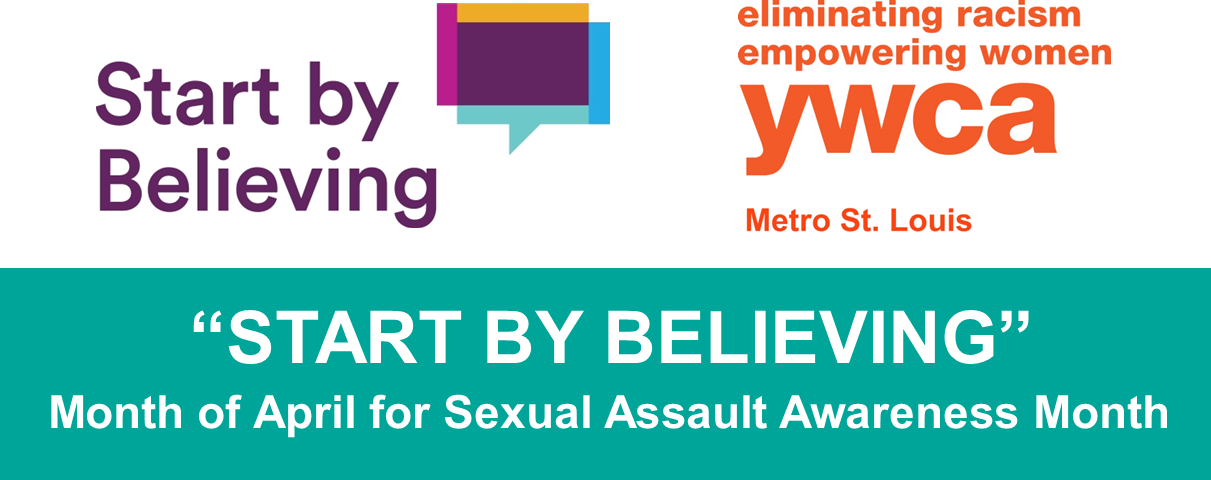 "YWCA STL ""Start By Believing"" Campaign @ Virtual"