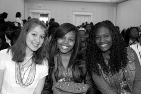 young womans leadership conference photo